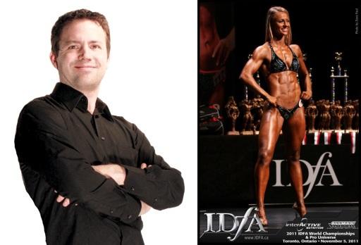 Laura Steveson et Maxime St-Onge
